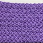 Bean Stitch Fast and Easy Crochet FREE