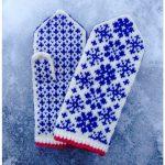 Berchta Knitting Mittens FREE