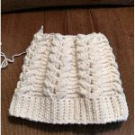 Chic Cable Crochet Beanie FREE