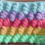 Unicorn Crochet Stitch Free Written Pattern and Tutorial