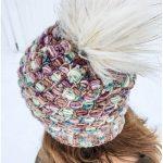Fairytale Slouchy Crochet Hat FREE