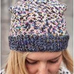 Glitch Knitting Hat FREE