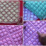 The Jasmine Flower Stitch Free Crochet Pattern and Tutorial