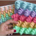 Unicorn Stitch Free Crochet Pattern