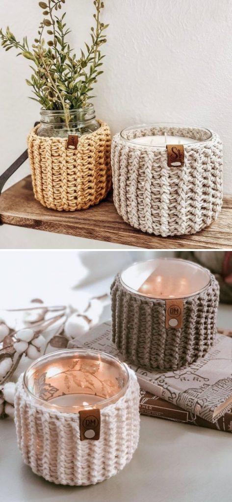 Emmet Candle : Jar Cozy