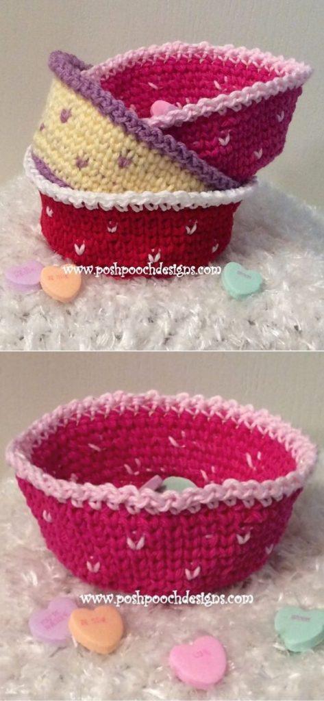 Sweet Love Candy Dish