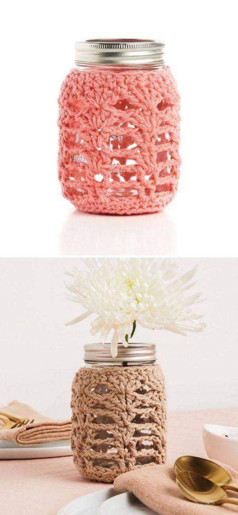 Lacy Vases