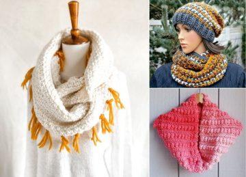 Easy Crochet Cowls for Beginners Free Crochet Pattern