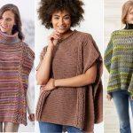 Perfect Crochet Ponchos