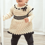 Baby's Special Knit Tunic
