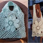 Market Beach Bag Crochet Free