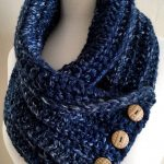 Chunky Neck Crochet Warmer FREE