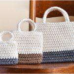 Easy Gift Crochet Bag Pattern Free
