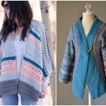 Easy Knitting Kimono Free Patterns