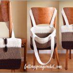 Easy Tote Bag for Beginners Free Crochet