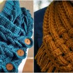 Easy Warm Cowls Free Crochet Patterns