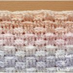 Weave Stitch Basket Crochet Free