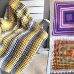 Waffle Stitch Crochet Ideas and Free Patterns