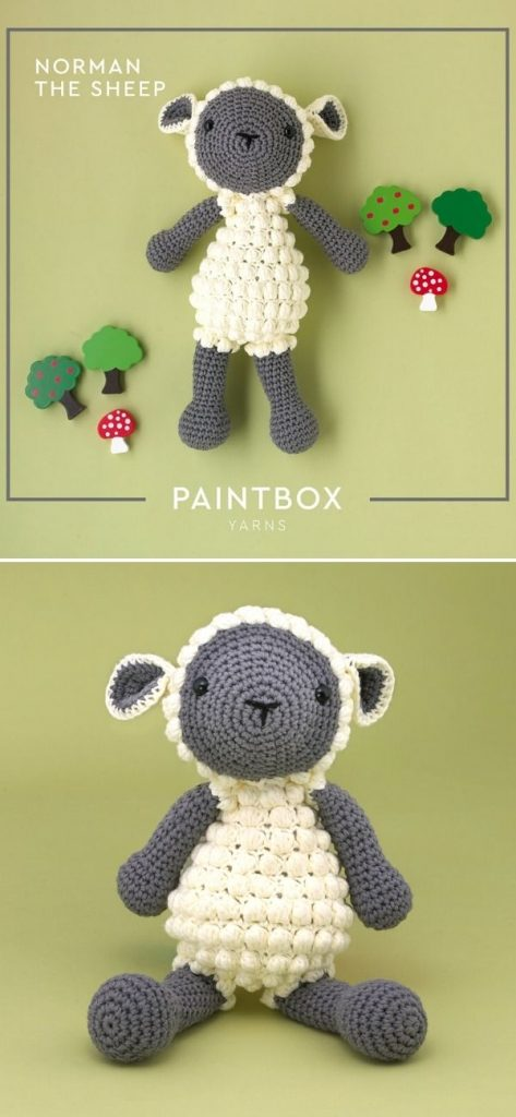Norman the Sheep