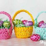 Cutest Mini Crochet Crochet Basket [FREE]