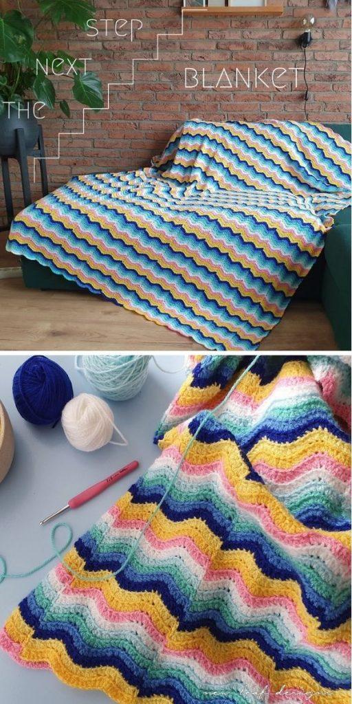 Next Step Blanket