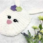 Easter Mini Bunny Crochet Bag [Free]