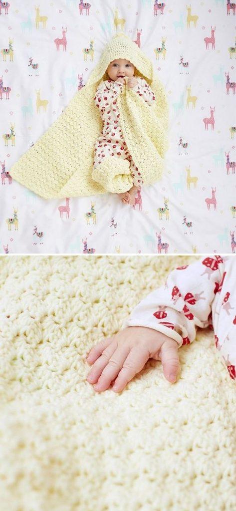 Bloomfield Hooded Blanket