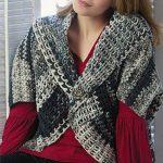 Magic Crochet Shrug [FREE]