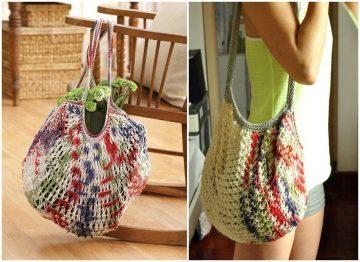 Market Bag (Knit)