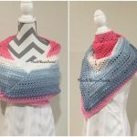 4 Seasons Crochet Shawl Spring [Free]
