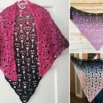 Beginner Friendly Feminine Crochet Shawls
