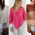 Easy Crochet Poncho for Beginners – Best Ideas