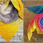 My Voyage Crochet Shawl [Free Pattern]