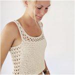 Aestas Crochet Summer Top