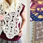 Beginner Friendly Feminine Crochet Shawls