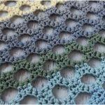 Honeycomb Trellis Crochet Stitch Tutorial