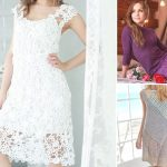 Beautiful Crochet Dresses