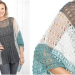 Summer Cover Poncho Free Crochet