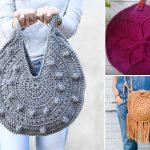 Incredible Boho Crochet Bags