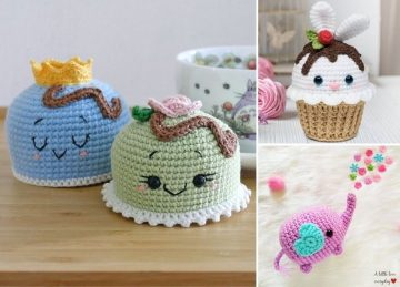 Adorable Amigurumi Crochet Toys