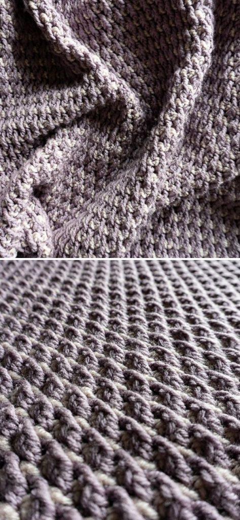 Alpine Baby Blanket