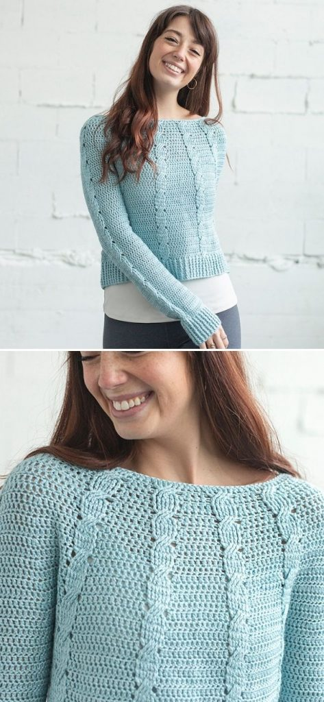 Harmonious Pullover