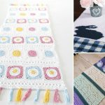 Stunning And Easy Crochet Tablecloths