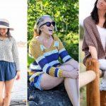 Beautiful Feminine Crochet Sweaters