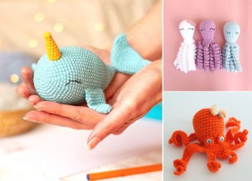 Cute Amigurumi Ideas
