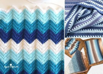 Cute Easy To Make Baby Blankets