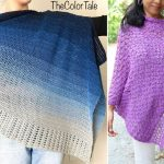 Delicate Summer Ponchos And Cardis
