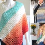 Easy and Comfy Crochet Ponchos Patterns