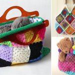 Granny Stitch Bags