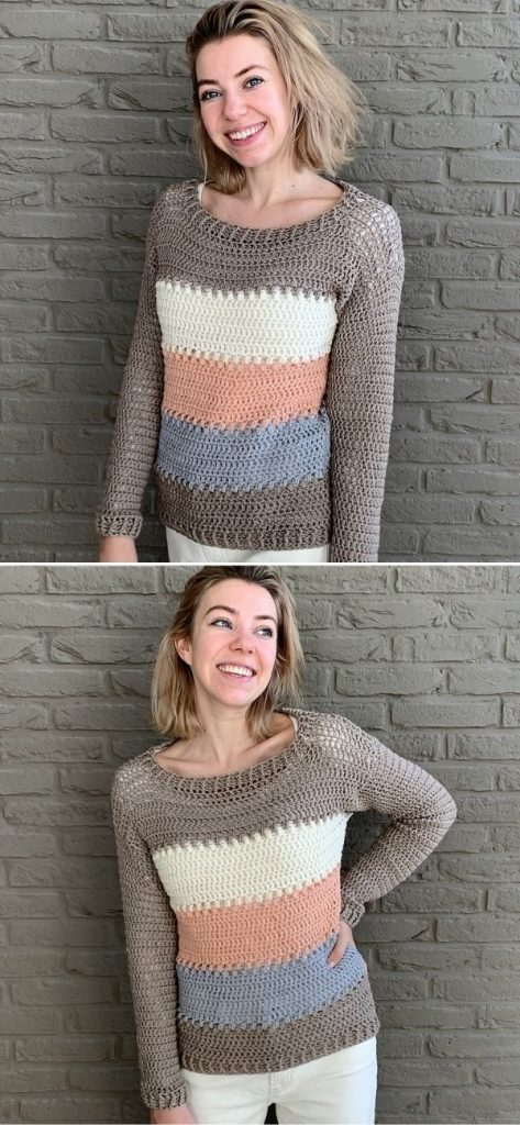 Luv Puff Sweater
